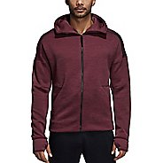 Mens Adidas ZNE Half-Zips & Hoodies Technical Tops