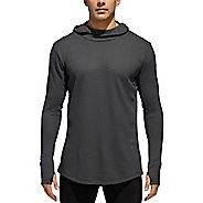 Mens Adidas Supernova Pure Tee Half-Zips & Hoodies Technical Tops