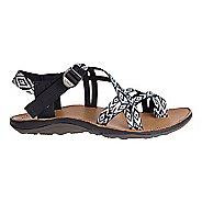 Womens Chaco Diana Sandals Shoe - Beveled Black 7