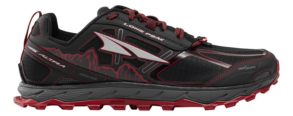 22158afd25c Mens Altra Lone Peak 4.0 Trail Running Shoe at Road Runner Sports