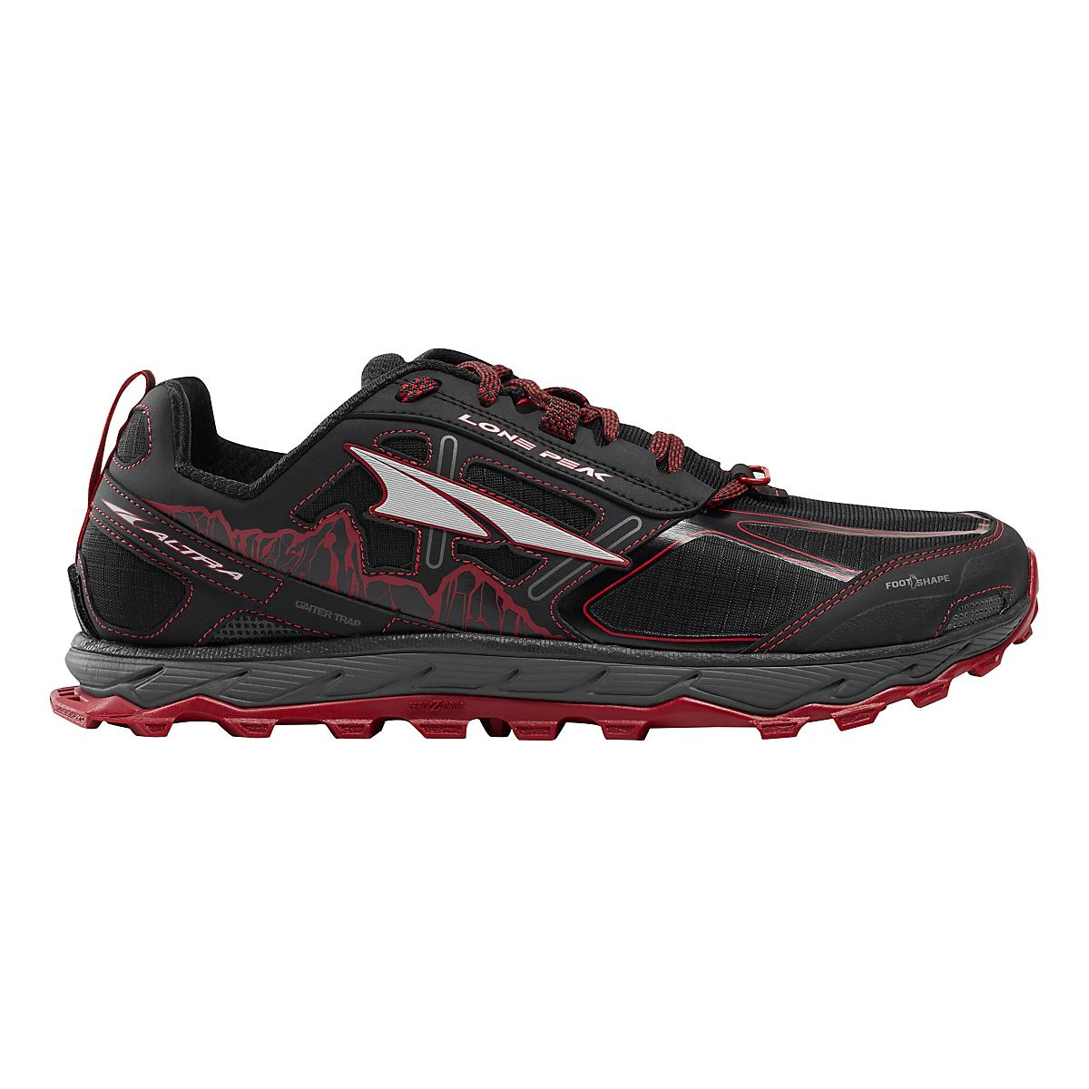 ed19d313052 Mens Altra Lone Peak 4.0 Trail Running Shoe at Road Runner Sports