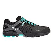 Womens Inov-8 Roclite 315 GTX Trail Running Shoe - Black/Teal 6