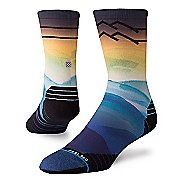 Mens Stance RUN Early Riser Crew Socks