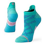 Womens Stance RUN Aquajog No Show Tab Socks