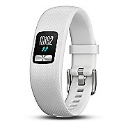 Garmin vivofit 4 Activity Tracker Monitors - White S/M