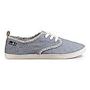 Womens Sanuk Maisie Casual Shoe - Light Blue 8