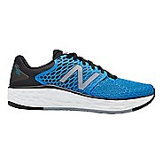Mens New Balance Fresh Foam Vongo v3 Running Shoe - Blue/Black 8.5