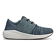 Kids New Balance Fresh Foam Cruz v2 Running Shoe - Light Petrol 6Y