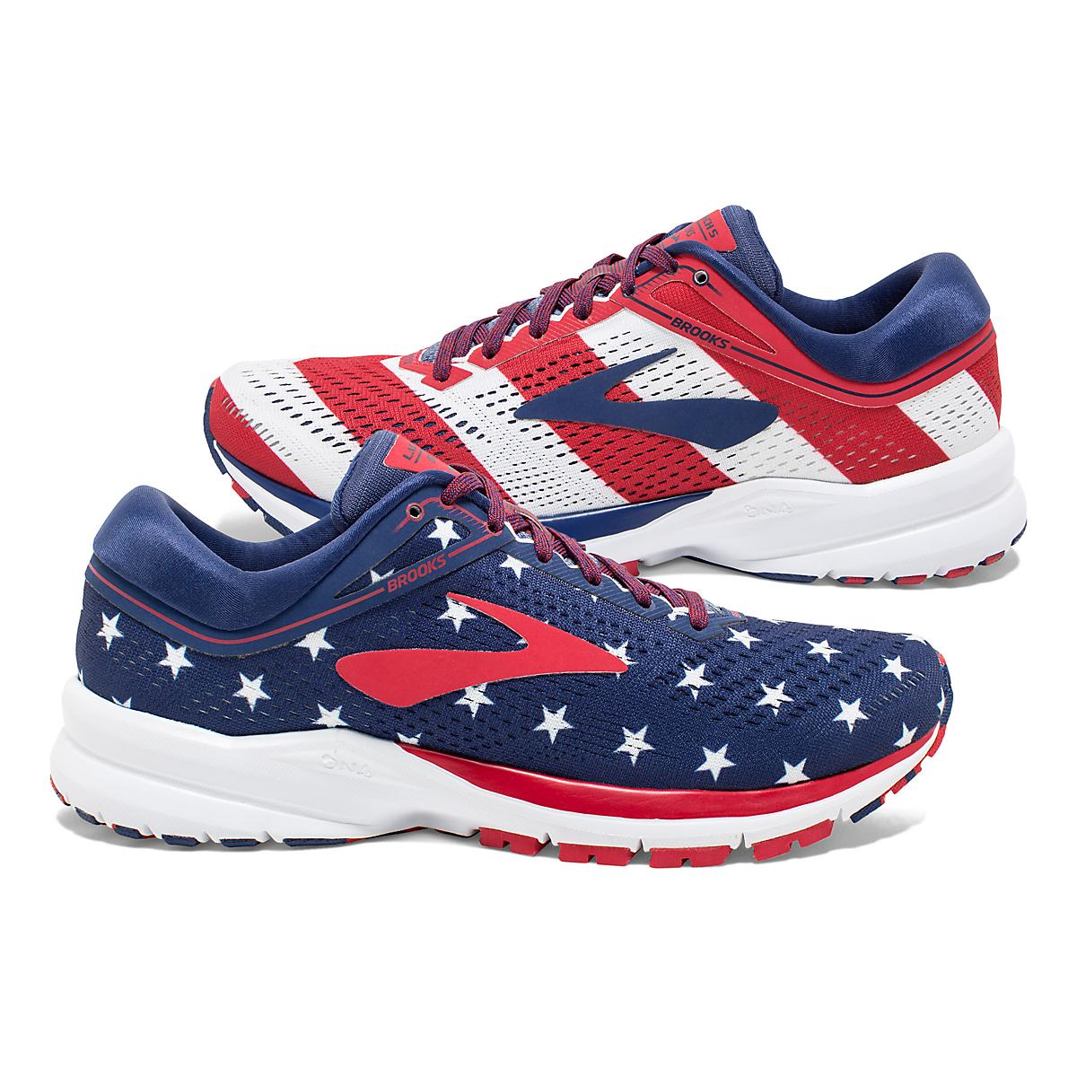 2981ab7e9cbc5 Mens Brooks Launch 5 Victory Running Shoe at Road Runner Sports