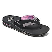 Womens Reef Fanning Sandals Shoe