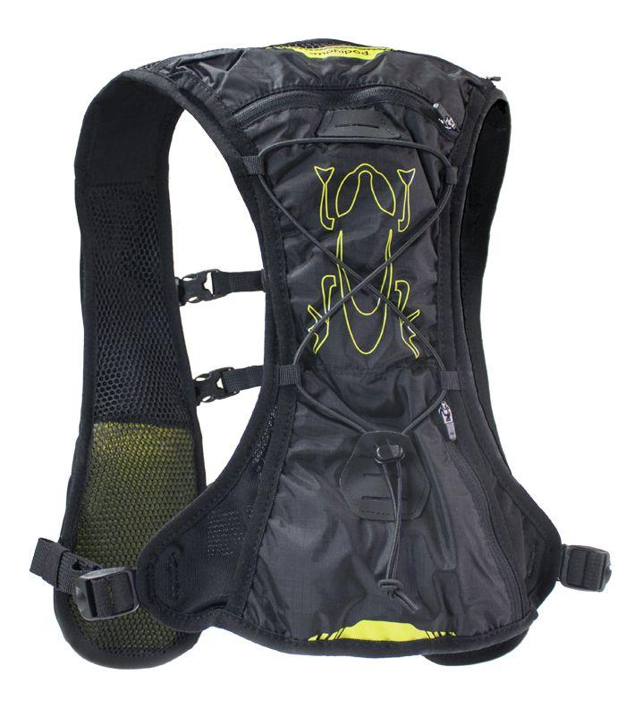 Amphipod Purerun Minimal Vest 16 oz Black Size 1