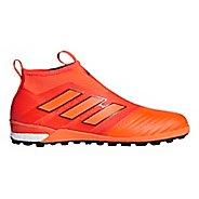 Mens adidas Ace Tango 17+ Purecontrol Turf Cleated Shoe - Red/Orange/Black 10.5