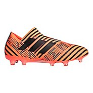 Mens adidas Nemeziz 17+ 360 Agility Firm Ground Cleated Shoe - Orange/Black/Black 11.5