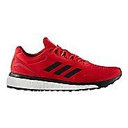 Mens adidas Response Limited Running Shoe - Scarlet/Black/Metal 7.5