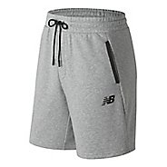 Mens New Balance 247 Sport Tapered Unlined Shorts - Athletic Grey L