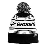 Brooks Booster Pom Beanie Headwear