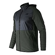 Mens New Balance Anticipate Cold Weather Jackets - Black S