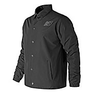 Mens New Balance Classic Coaches Casual Jackets