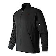 Mens New Balance Energy Cold Weather Jackets - Black XL