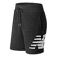 Mens New Balance Heather Unlined Shorts