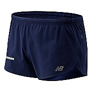 Mens New Balance Impact Split 3-inch Unlined Shorts
