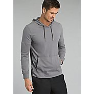 Mens Prana Sector Half-Zips and Hoodies Technical Tops