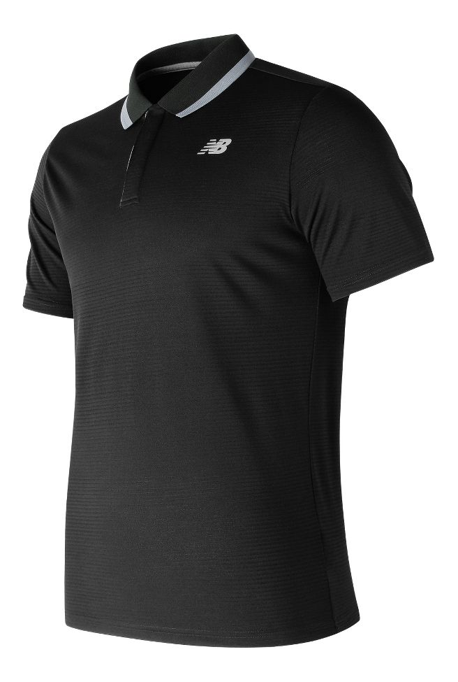 a55700de Mens New Balance Rally Classic Polo Short Sleeve Technical Tops at Road  Runner Sports