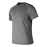 Mens New Balance Tenacity Shirt Short Sleeve Technical Tops