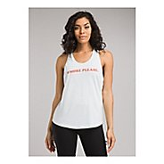 Womens Prana Graphic Sleeveless & Tank Technical Tops