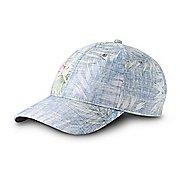 Mens Prana Meller Ball Cap Headwear - Grey