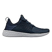 Mens New Balance Fresh Foam Cruz v1 Nubuck Knit Casual Shoe - Petrol 13