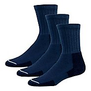 Mens Thorlos Hiking Thick Padded Crew 3 Pack Socks