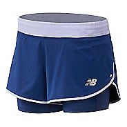 Womens New Balance 4-inch Impact Unlined Shorts