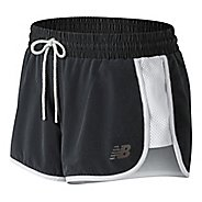 Womens New Balance Determination Unlined Shorts