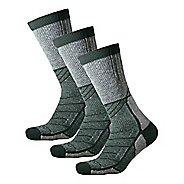 Thorlos Outdoor Explorer Crew 3 Pack Socks - Pine Green S