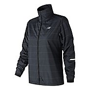 Womens New Balance Reflective Pack Running Jackets