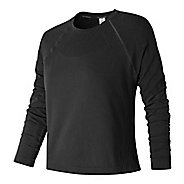 Womens New Balance Stretch Layer Long Sleeve Technical Tops