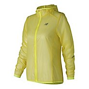Womens New Balance Ultralight Pack Running Jackets