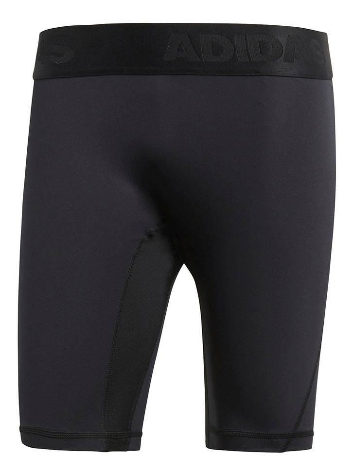 adidas Herren Tights Alphaskin Sports Badge of Sport schwarz