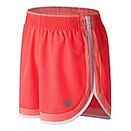 Womens New Balance Accelerate 5 inch Unlined Shorts