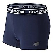 Womens New Balance Accelerate Hot Unlined Shorts - Blue Pigment M