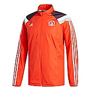 Mens adidas Boston Marathon Celebration Running Jackets