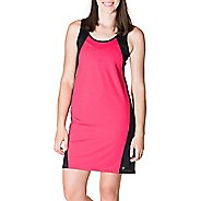 Womens Skirt Sports Take Five  Dresses - Cosmo Pink/Black XXL