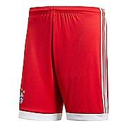 Mens adidas FC Bayern Munich Home Replica Unlined Shorts - True Red/ White S