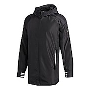 Mens adidas ID Running Jackets - Black L