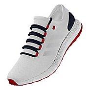 adidas PureBoost Stars and Stripes Running Shoe - White 11