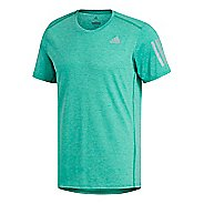Mens adidas Response Soft T-Shirt Short Sleeve Technical Tops