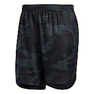 "Mens adidas Supernova TKO Graphic Shorts 7"" Unlined Shorts"