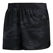 Mens adidas Response Split Unlined Shorts