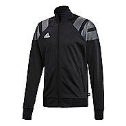 Mens adidas Tango Stadium Icon Track Casual Jackets - Black XL